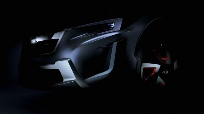 Genf 2016: Subaru bringt XV-Studie mit. © spothits/Auto-Medienportal.Net/Subaru