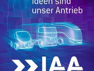 """IAA Nutzfahrzeuge: """"Ideen sind unser Antrieb"""". © spothits/Auto-Medienportal.Net/VDA"""
