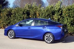 Toyota Prius: Höhere Effizienz gepaart mit besserem Fahrverhalten. © spothits/ Auto-Medienportal.Net/Kernbach