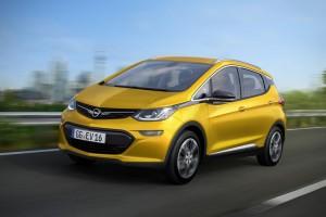 Opels neuer Stromer heißt Ampera-e. © spothits/Auto-Medienportal.Net/Opel