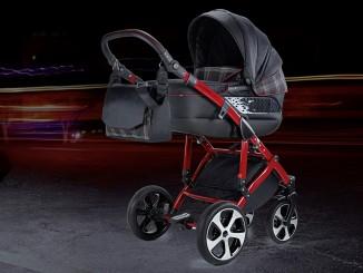 Volkswagen bringt GTI-Kinderwagen. © spothits/Auto-Medienportal.Net/Volkswagen