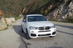 BMW X4 M40i: Hotspot für Heißsporne. © spothits/Auto-Medienportal.Net