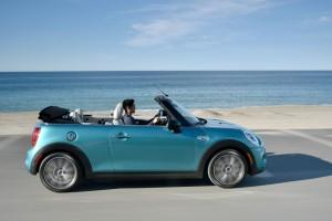 Mini Cabrio: Solarantrieb. © spothits/Auto-Medienportal.Net/BMW