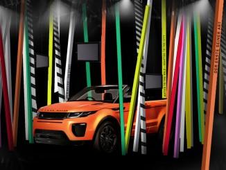 Jaguar und Land Rover gehen mit Pop-up-Stores auf Städtetour. © spothits/Auto-Medienportal.Net/Jaguar Land Rover