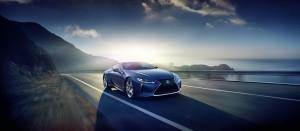 Genf 2016: Weltpremiere des Lexus LC 500h . © spothits/Auto-Medienportal.Net/Lexus