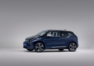 BMW i3 im Modedress. © spothits/Auto-Medienportal.Net/BMW