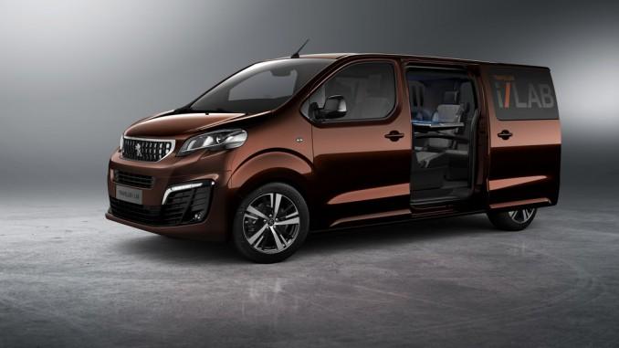 Peugeot Traveller für Geschäftsreisende. © spothits/Auto-Medienportal.Net/Peugeot