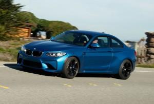 BMW M2 Coupé: Einsteiger-Kraftwerk. © spothits/Auto-Medienportal.Net/Uwe Fischer