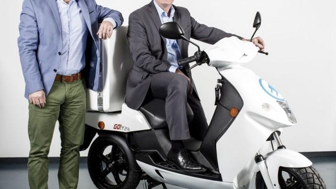 Govecs vermietet seine E-Roller langfristig. © spothits/Auto-Medienportal.Net/Govecs
