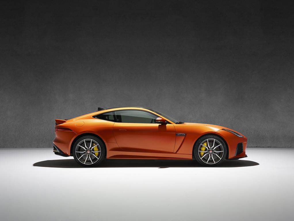 Genf 2016: 25 PS mehr für den Jaguar F-Type | spothits