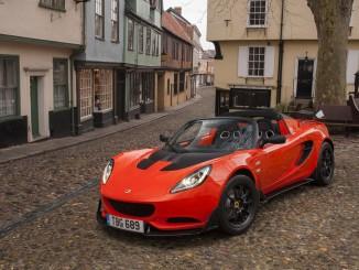 Elise Cup 250: Schneller war noch kein Lotus auf Tempo 100. © spothits/Auto-Medienportal.Net/Lotus