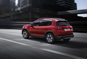 Peugeot liftet den 2008. © spothits/Auto-Medienportal.Net/Peugeot