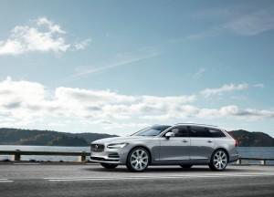 Volvo enthüllt V90. © spothits/Auto-Medienportal.Net/Volvo