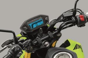 Honda peppt die MSX 125 auf. © spothits/Auto-Medienportal.Net/Honda