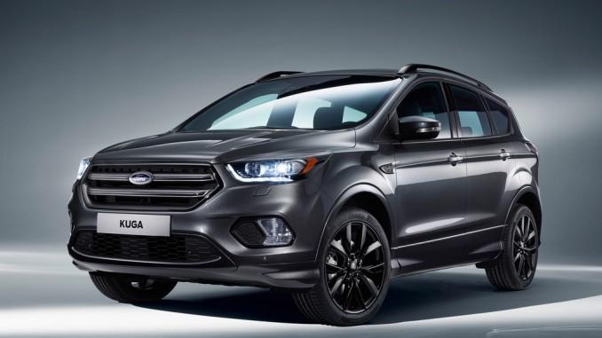 Genf 2016: Ford zeigt weitere Modelle in Vignale-Ausstattung. © spothits/Auto-Medienportal.Net/Ford