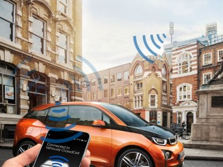 Autos stärken das Mobilfunknetz. © spothits/Auto-Medienportal.Net/BMW