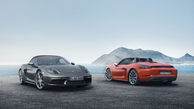 Genf 2016: Porsche zeigt zwei Weltpremieren. © spothits/Auto-Medienportal.Net/Porsche