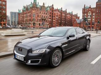 Jaguar XJ: Mehr Biss und noch mehr Luxus für die große Katze. © spothits/Auto-Medienportal.Net/Busse