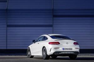 Mercedes-AMG C 43 4Matic Coupé kommt im Juni. © spothits/Auto-Medienportal.Net/Daimler