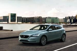 """Volvo V40 bekommt """"Thors Hammer"""". © spothits/Auto-Medienportal.Net/Volvo"""