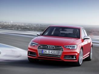 Audi S4 tritt mit neuem Motor an. © spothits/Auto-Medienportal.Net/Audi