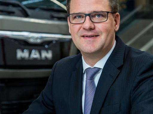 Herr leitet Produktmanagement und Strategie bei MAN. © spothits/Auto-Medienportal.Net/MAN