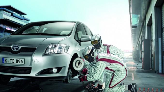 Toyota startet Frühjahrsaktion. © spothits/Auto-Medienportal.Net/Toyota