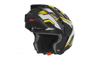 Touratech Aventuro Mod: Helmschild mit Memory-Funktion. © spothits/Auto-Medienportal.Net/Touratech
