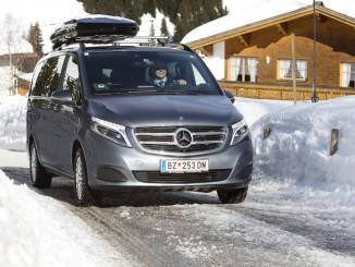 Verkäufe der Mercedes-Benz V-Klasse gestiegen. © spothits/Auto-Medienportal.Net/Daimler