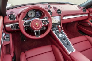 Porsche 718 Boxster: Weniger ist mehr. © spothits/Auto-Medienportal.Net/Porsche