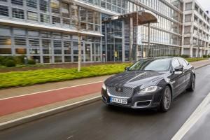 Jaguar XJ ab sofort im Handel. © spothits/Auto-Medienportal.Net/Jaguar