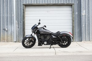 Victory bringt sein erstes Muscle-Bike. © spothits/Auto-Medienportal.Net/Victory