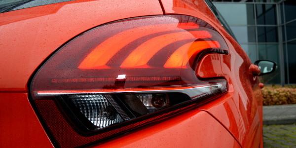 Test Peugeot 208 Allure THP 165: Abzuschütteln unmöglich. © spothits