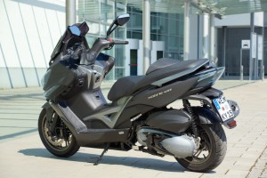Kymco Xciting 400i ABS Touring Edition. © spothits/Kymco