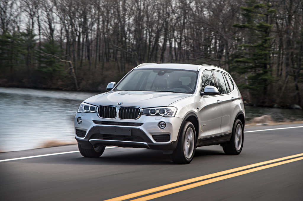 test bmw x3 senior unter den suvs spothits. Black Bedroom Furniture Sets. Home Design Ideas