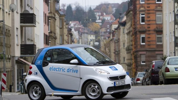 Feinstaubalarm: Car2go wieder zum halben Preis. © spothits/Auto-Medienportal.Net/Daimler