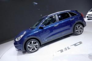 Genf 2016: Kia startet neue Baureihe. © spothits/Auto-Medienportal.Net/Manfred Zimmermann