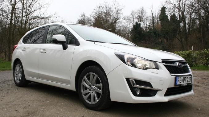Subaru Impreza. © spothits/auto-medienportal.net
