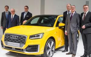 Audi will zentrale Plattform für Mobilität werden. © spothits/Auto-Medienportal.Net/Audi