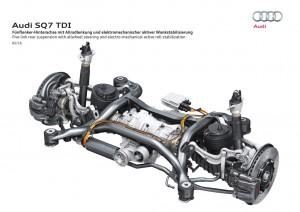 Audi SQ7 TDI Quattro: Drei Lader und die magische 48. © spothits/Auto-Medienportal.Net/Audi