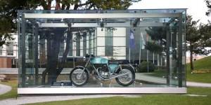 Die Autostadt feiert Ducati. © spothits/Auto-Medienportal.Net/Autostadt