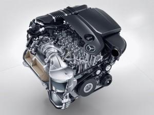 Mercedes-Benz-Diesel OM 654: 80 Prozent weniger Stickoxid. © spothits/Auto-Medienportal.Net/Daimler