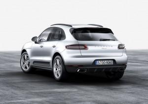 Porsche Macan mit 2,0-Liter-Vierzylinder. © spothits/Porsche