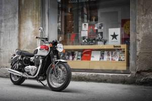 Triumph Bonneville T 120 startet bei 12 350 Euro. © spothits/Triumph