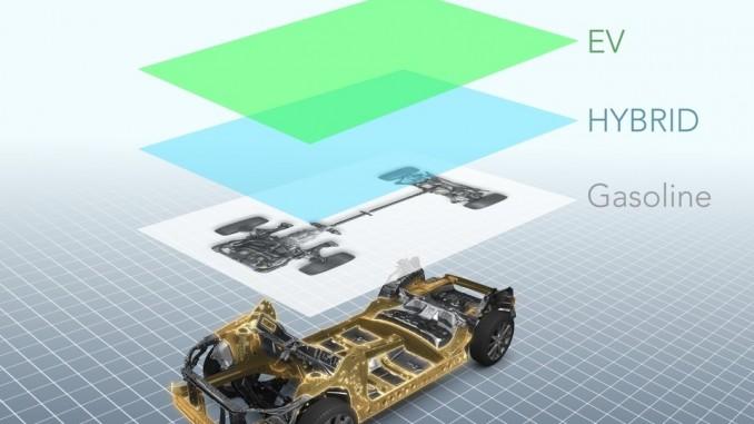 Subaru entwickelt neue Plattform. © spothits/Subaru