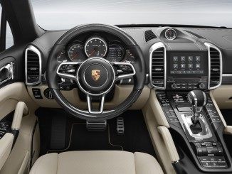 Porsche Cayenne bekommt neues Infotainment. © spothits/Porsche