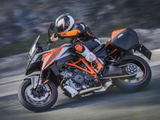KTM macht die Super Duke fit für die große Tour. © spothits/KTM