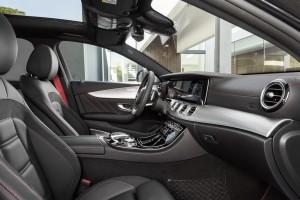 Mercedes-AMG E 43 4Matic: Fürs schnelle Geschäft. © spothits/Daimler