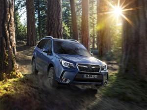 Subaru verfeinert seinen Bestseller. © spothits/Auto-Medienportal.Net/Subaru