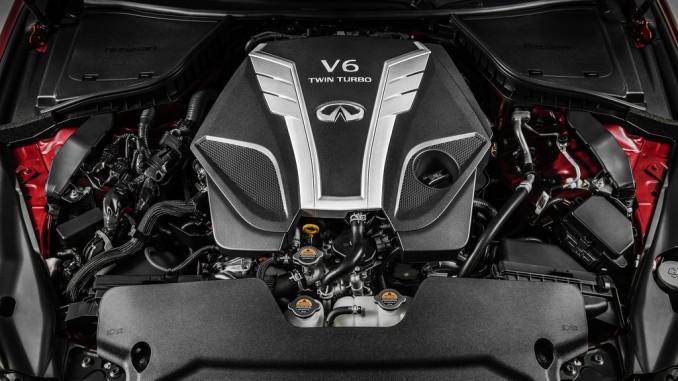 Infiniti startet Produktion des 3,0-Liter-V6-Twinturbos. © spothits/Nissan